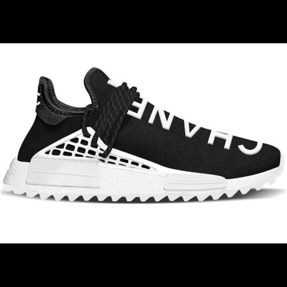 super popular c136c e0aff Men's adidas Chanel x Pharrell Williams NMD HU NWT